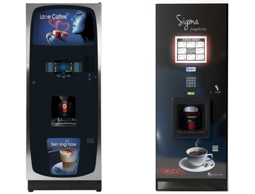 vending machine manufactures