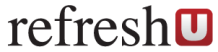RefreshU Logo