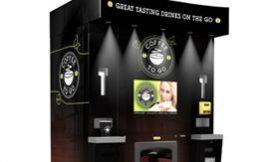 vending machine company